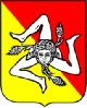 Bandiera regione siciliana